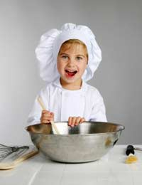 Encouraging Children To Cook
