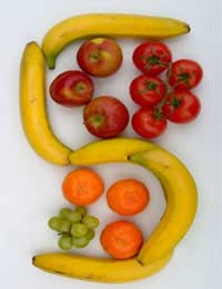 5 A Day? Getting More Fruit And Veg In Your Diet